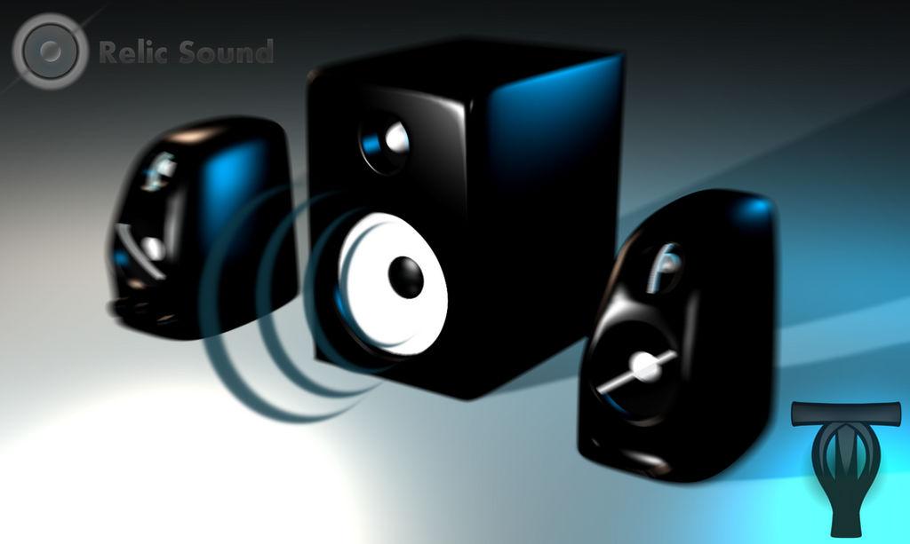 Relic Sound Speakers