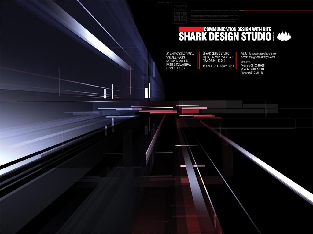 Shark Design Studio Brochure by kabirkashyap on DeviantArt – Studio Brochure