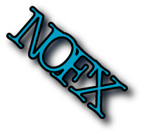 nofx logo by megamike75