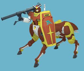 RX-78 centaur concept by megamike75