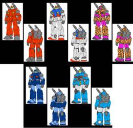 Guncannon Colours