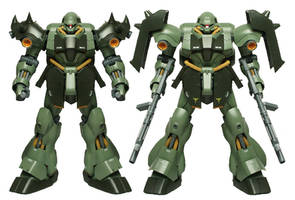 Geara Doga Symmetry