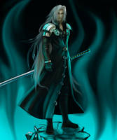 Sephiroth by Insant