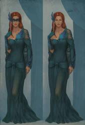 fancy dress by Insant
