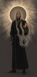 Sauron by Insant