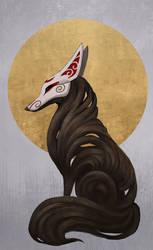 fox spirit by Insant