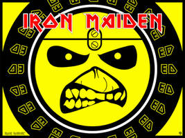 Iron Maiden by Ancient-Skin
