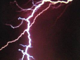 Lightning..