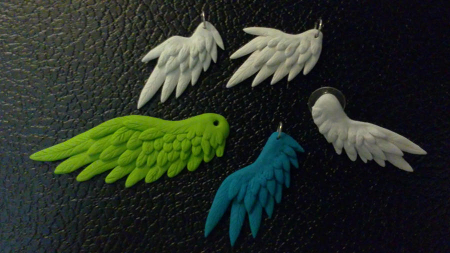 How to Make a Polymer Clay Angel advise
