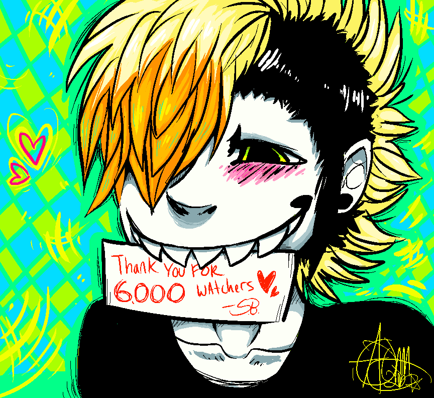 6000 by Shark-Bites