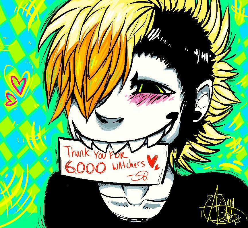 6000 by Shark-Bites