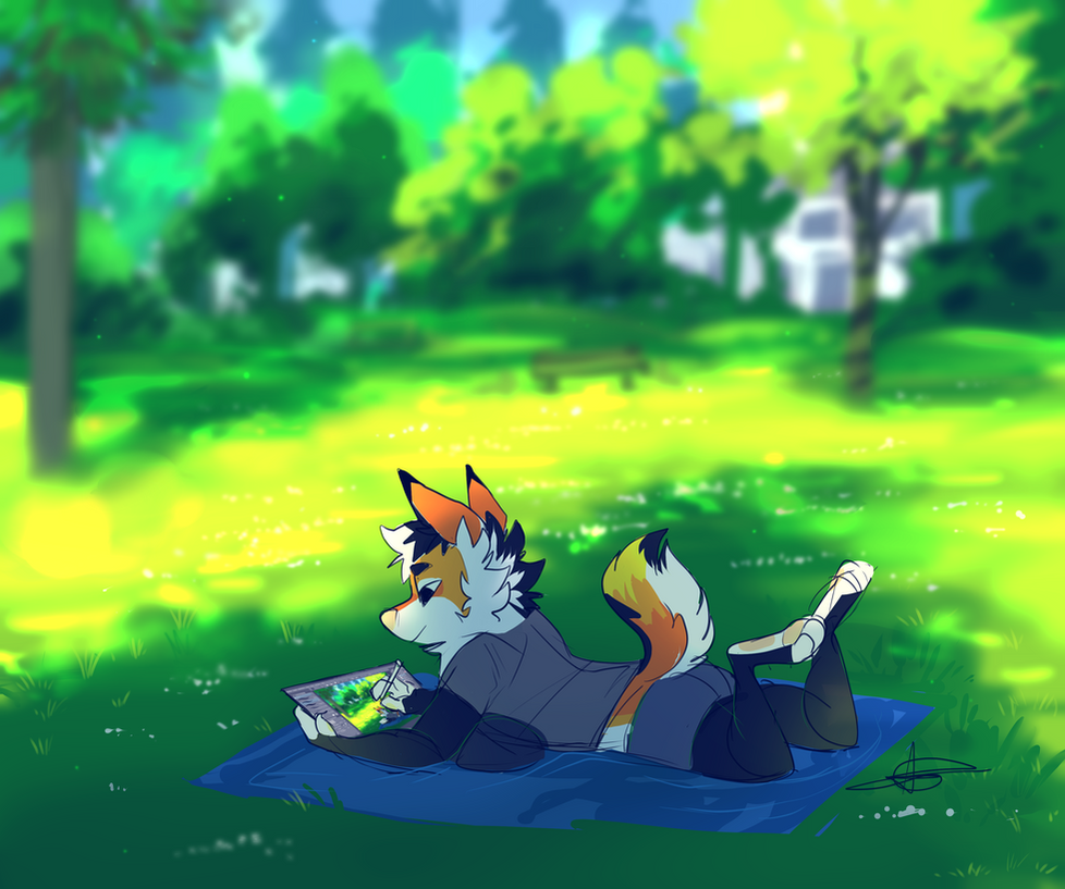 park by Shark-Bites