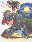 werewolf kyle