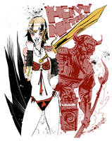 Heavy Metal by JimMahfood-FoodOne