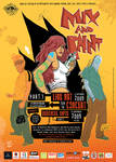Mix and Paint Flyer