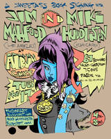 Album Flyer by JimMahfood-FoodOne