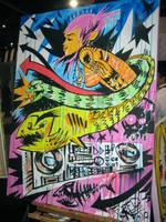 Aqua Funk Box by JimMahfood-FoodOne