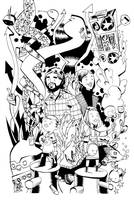 Funk Family by JimMahfood-FoodOne
