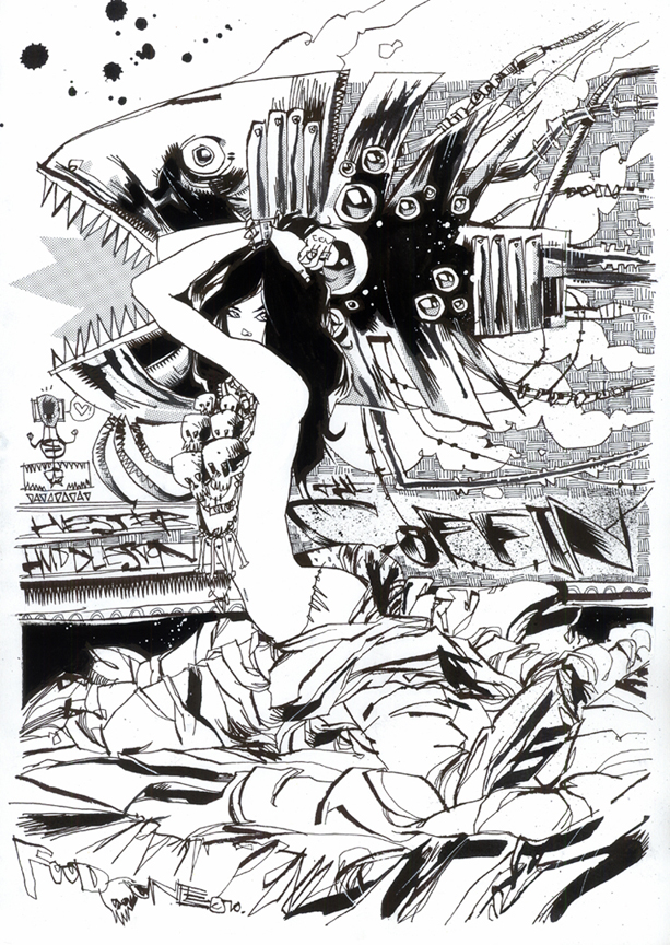 the Coffin by JimMahfood-FoodOne