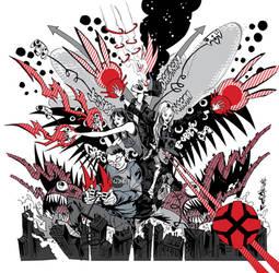 IGN Mural