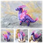 Mini Dragon - Purple (SOLD)
