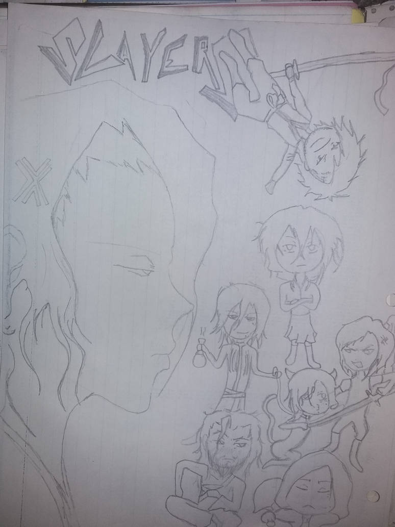 Cover for Slayers by KonekoNekoRDB