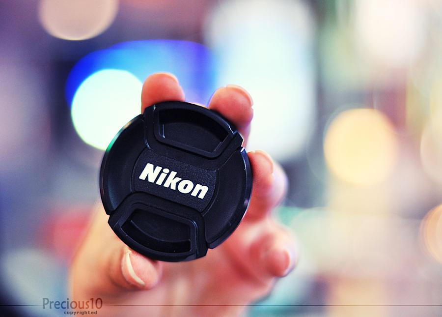 I'm Nikon by precious10