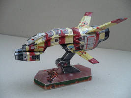 Homeworld-scout fighter paperc
