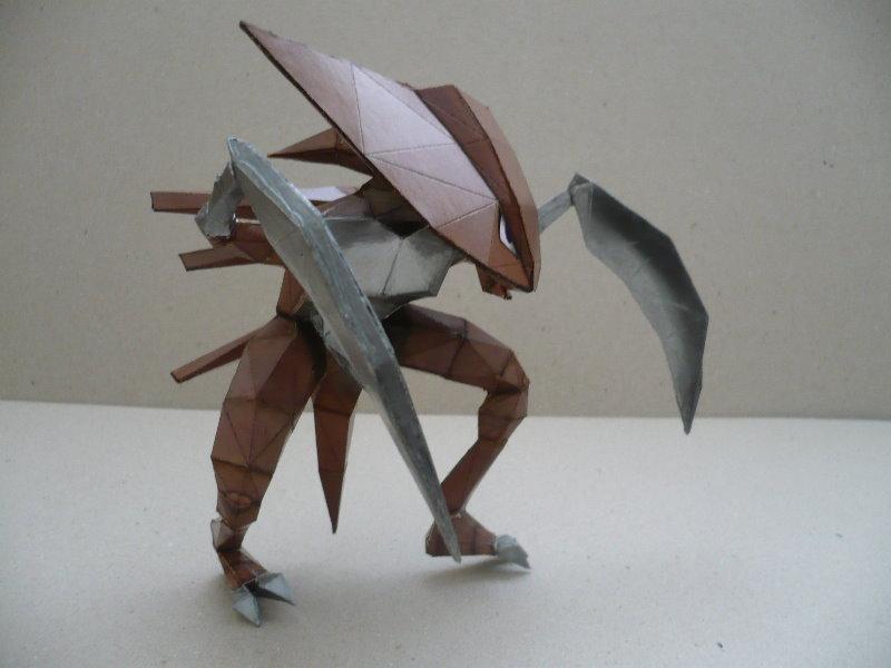 Pokemon- Kabutops by savaskul