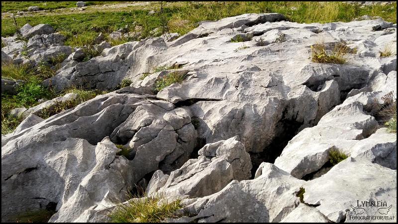 Limestone alps by Billie-phoebe