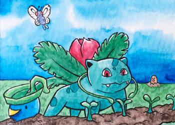 [Atc] Ivysaur by Lymsl