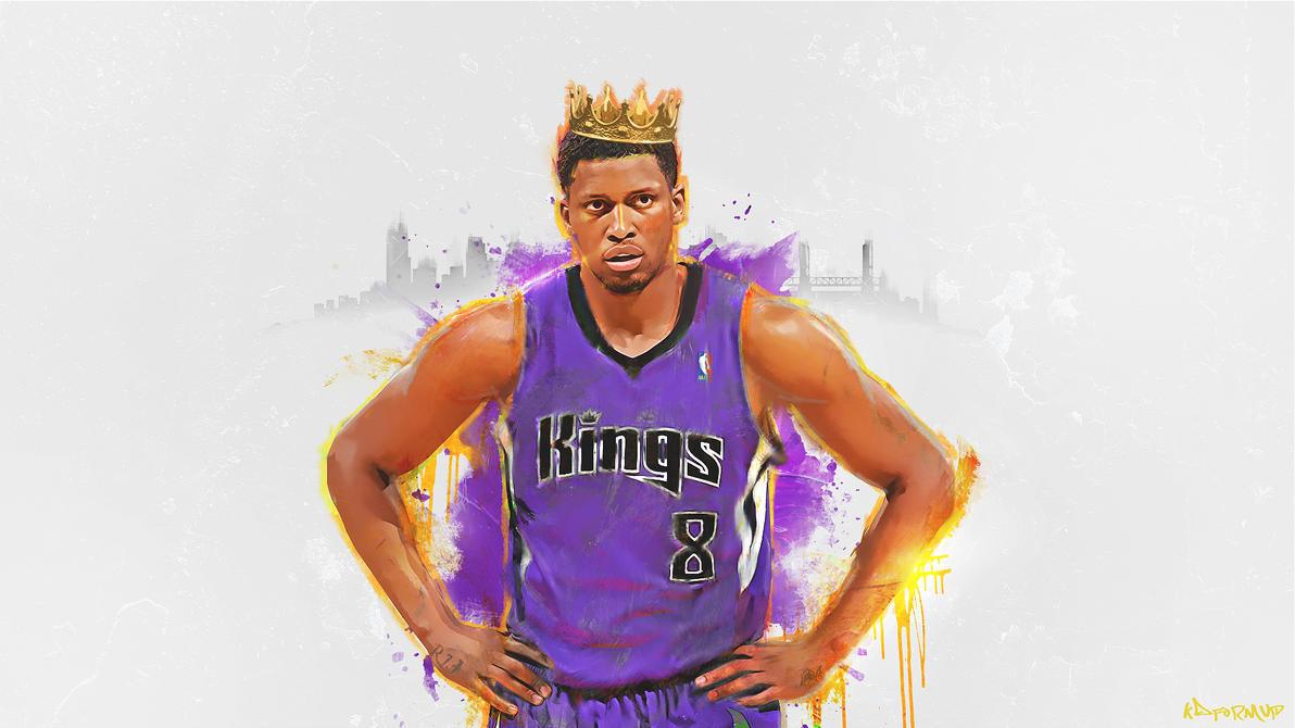 Rudy Gay Sacramento Kings Wallpaper By KDforMVP