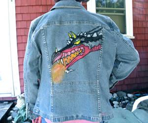 Bryagh Jacket by Beebeeb