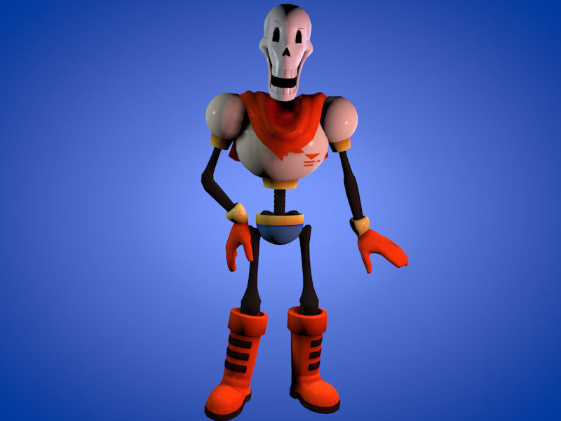 The Great Papyrus by luizcrafted