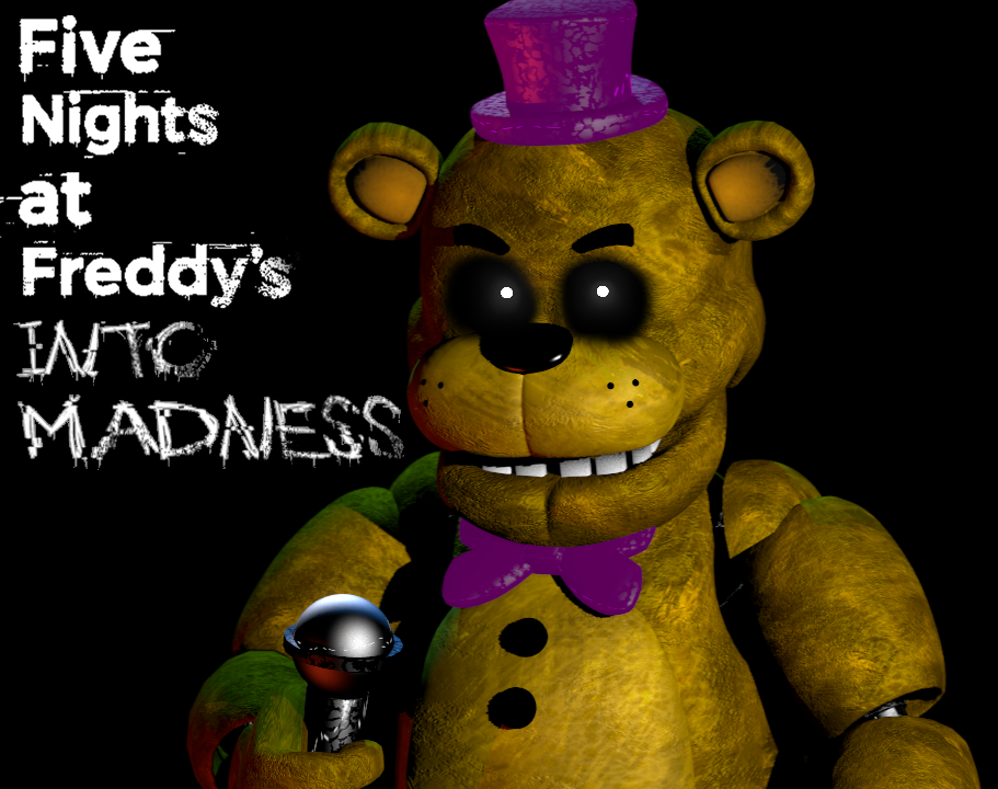 In to the madness fnaf characters