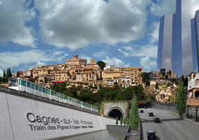Matte-Painting-Cagnes-sur-mer-1 by Emergenceonline