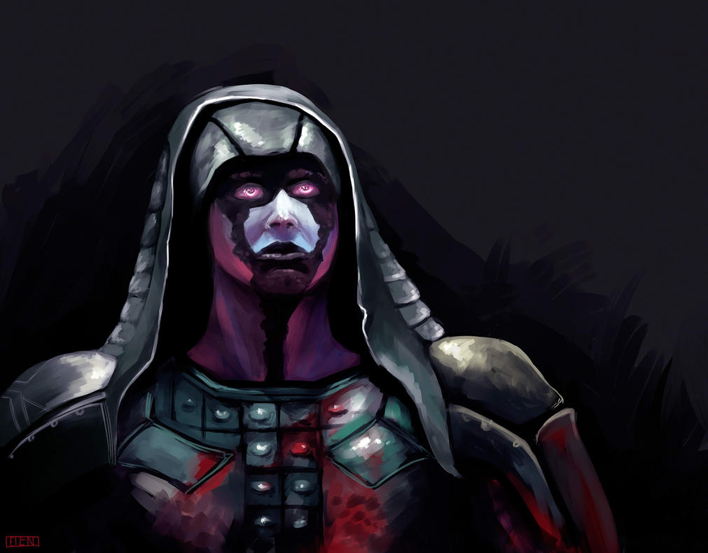 Ronan The Accuser by ZeroTwoTwelve