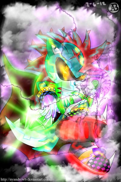 Mecha krono by Kai-Matsumoto