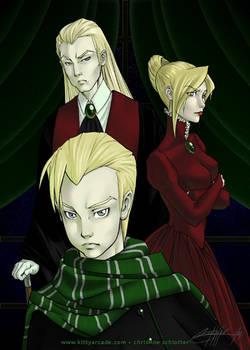 The Malfoy Family