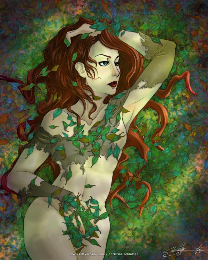 Poison Ivy by weenie