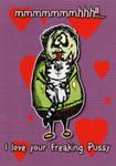 Card for an animal lover