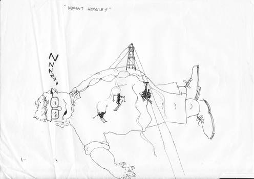 Conrad Cartoons 1996ish