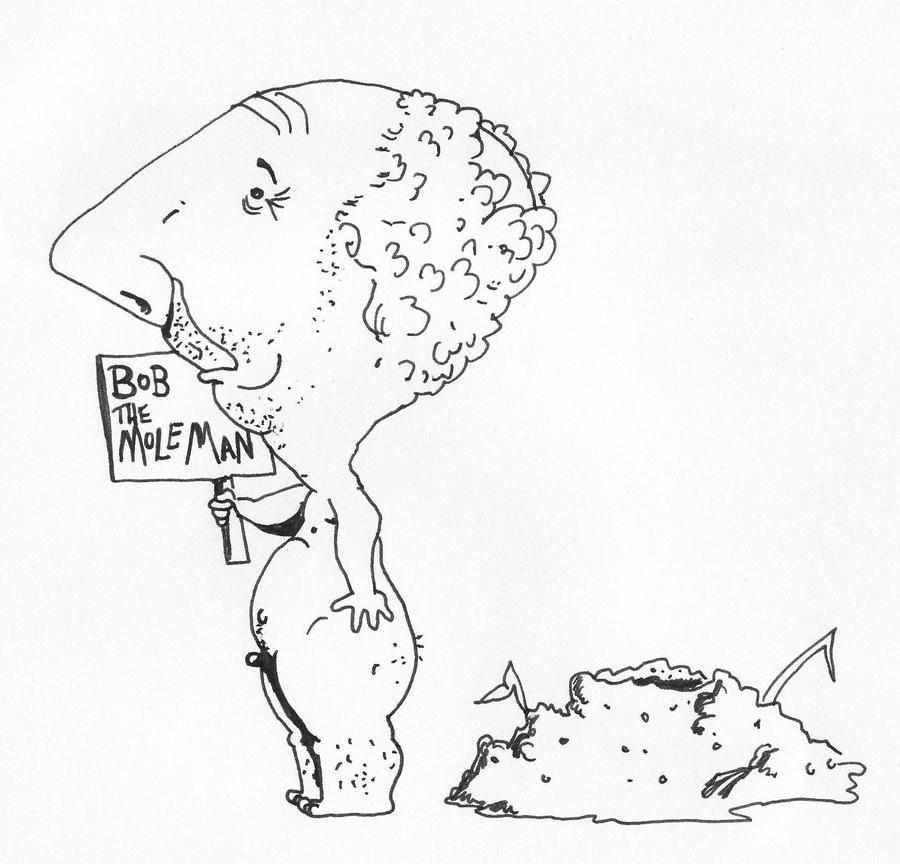 Conrad Cartoons 1996ish 10