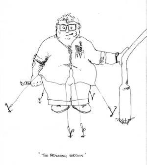 Conrad Cartoons 1996ish 37