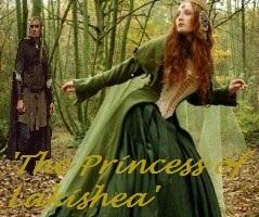The Princess of Lakishea art by AmmeLockheart