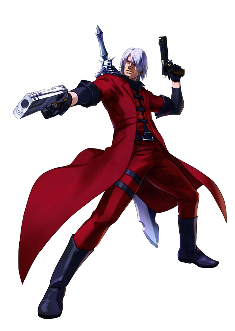 Dante (Devil May Cry) by Indiana69