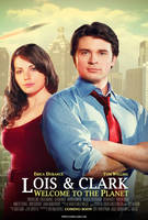 Lois and Clark teaser poster by hydrate3