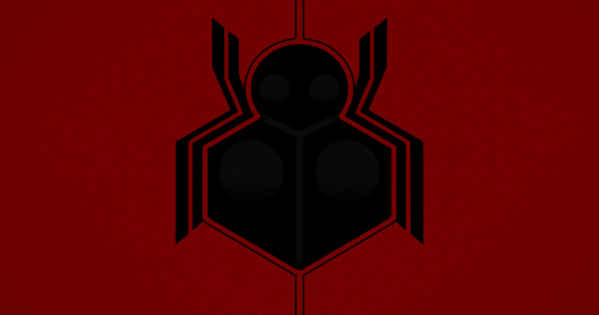 Tom Holland's Spider-Man Symbol by hydrate3 on DeviantArt