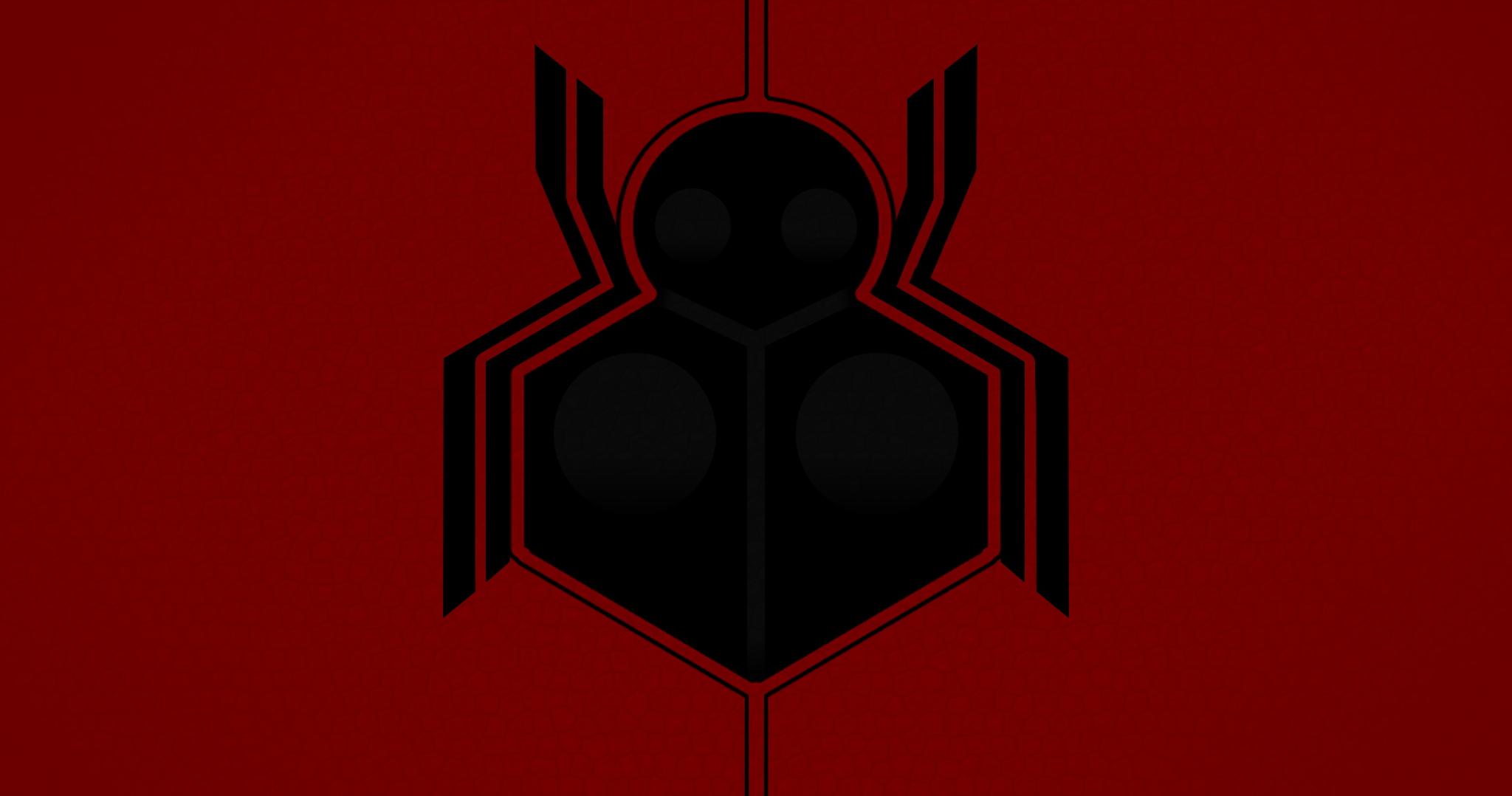 Tom Holland's Spider-Man Symbol by hydrate3