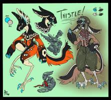 Thistle (Grem2) by Spaniel122